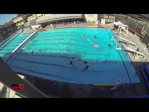 Varsity Waterpolo LGHS Vs Mountain View HS on 14th September 2017