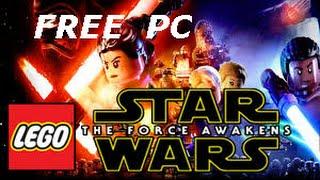 Lego StarWars The Force Awakens Free Pc Download 2016(No Virus|No torrents)