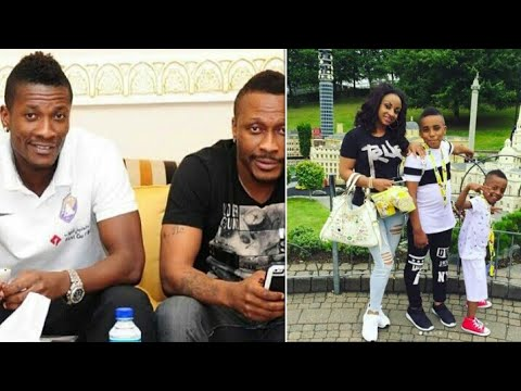 Breaking News:Asamoah Gyan's Wife BREAKS Silence. Am not Afraid of DNa