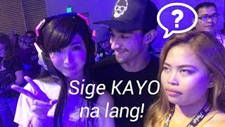Real Score Between Wil Dasovich and Alodia Gosiengfiao (WilOdia - Toycon 2017)