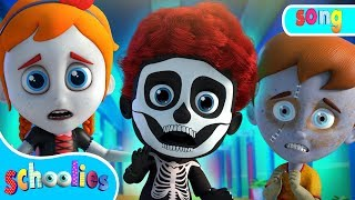 Its Halloween | School Halloween  Prank video for children | Schoolies 3D Video