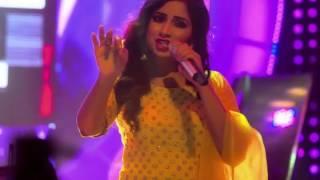 Shreya Ghoshal in T-series Mixtape Sun Raha hai rozana