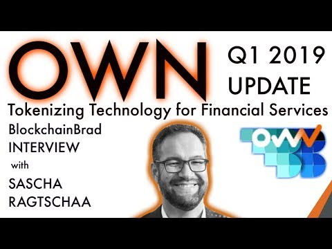 Own | BlockchainBrad | Tokenizing Technology for Finance | FAST Platform to Securitise Businesses