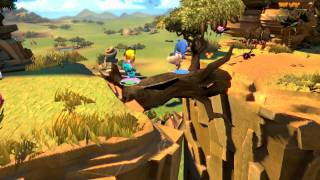Disney Universe Lion King -- Official Gameplay Trailer | HD