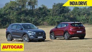 Hyundai Tucson | India Drive | Autocar India