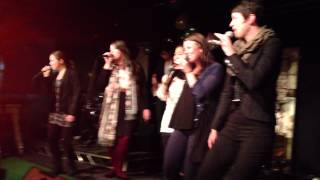 Rumor Has ItSomeone Like You Cover by Tia Hicks, Allie Cash and company!
