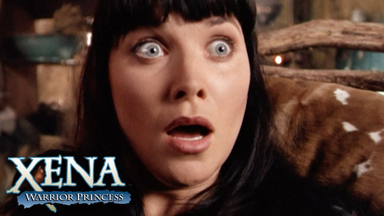 Download Xena Finds Out She's PREGNANT!   Xena: Warrior Princess
