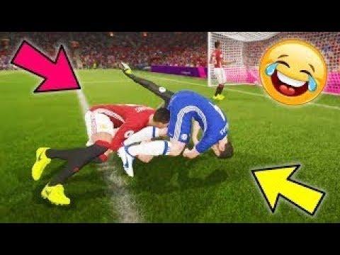 FIFA 20 FUNNY FAILS