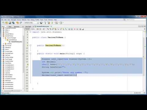 How to Convert Binary, Hex, Decimal and Octal in C# | Doovi