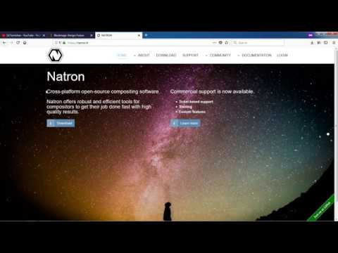 Free Vfx Software Natron in Tamil