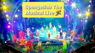 SPONGEBOB THE MUSICAL WAS BETTER THAN I IMAGINED 💕 SWEET DREAMS 💕