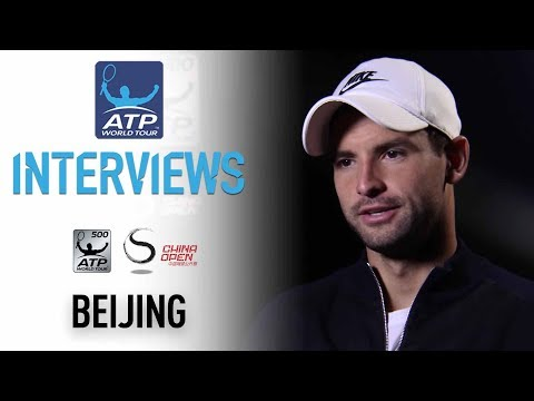 Dimitrov Looks Forward To Nadal SF In Beijing 2017