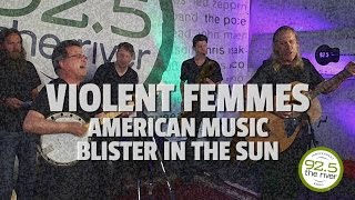 Violent Femmes perform