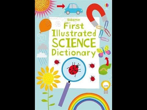 歌德書店:First Illustrated Science Dictionary