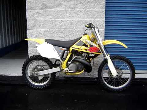 1999 Suzuki RM250