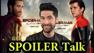 Download Spider-Man: Far From Home - SPOILER Talk! Mp3 and Videos