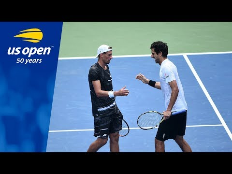 Lukasz Kubot & Marcelo Melo Capture 2018 US Open Finals Spot