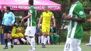 Felipe Jaramillo - Leones FC  Vs Nacional
