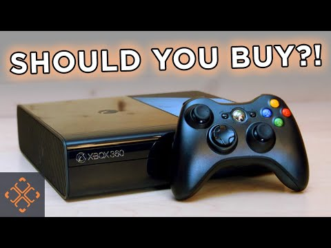 Why You Should Still Buy An Xbox 360