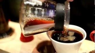 Premium-kahvia Kluuvikadulla