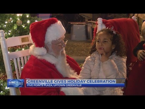 'Greenville Gives' Works To Celebrate Christmas And Help Local Non-profits
