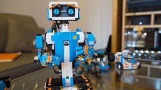 LEGO Boost, el nuevo kit para hacer robots con piezas de LEGO