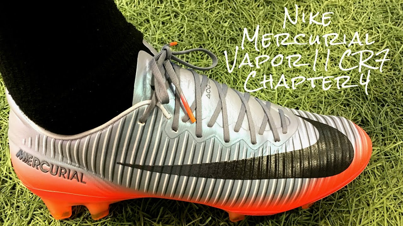 0ca4fc200 Nike Mercurial Vapor 11 (CR7 Chapter 4) - Unboxing