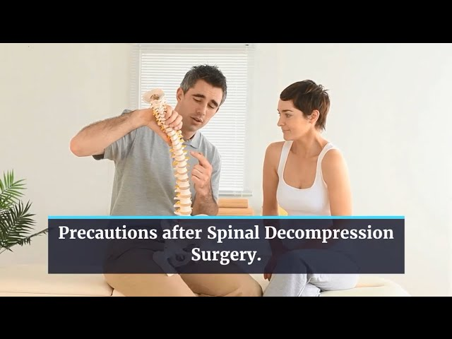 Recovery After Spine Decompression Surgery
