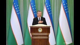 Шавкат Мирзиёев Ўзбекистон халқини Конституция куни билан табриклади