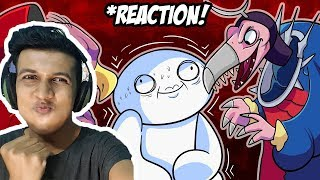 The Netflix Series That Was Also Scary for Adult James *(Reaction!)