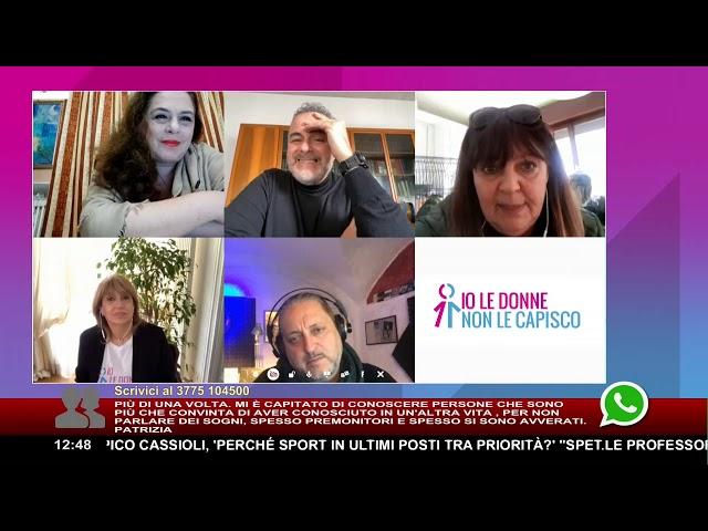 Dèjá vu, sogni premonitori, dialoghi con l'aldilà: ne abbiamo parlato con Lupardini e Susi Galles p3