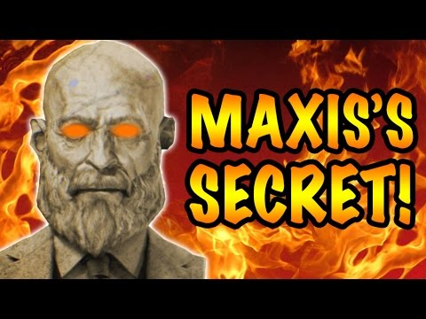 DR MAXIS HUGE SECRET! ORIGINS CREW DIE DLC 4 ENDING EASTER EGG Theory! Black Ops 3 Zombies Storyline
