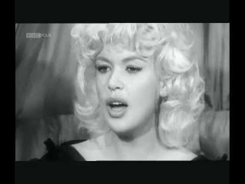 Jayne Mansfield Interview Clip 1960