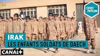 Irak : les enfants soldats de Daech - L'Effet Papillon