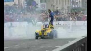 Renault F1 RoadShow - Terry Grant