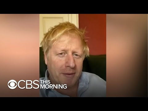 U.K. Prime Minister Boris Johnson in ICU for coronavirus