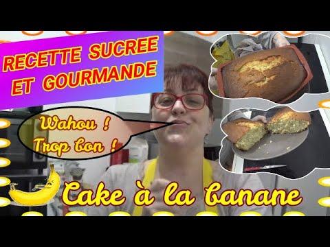 recette-sucree-et-gourmande---cake-a-la-banane---avril-2020