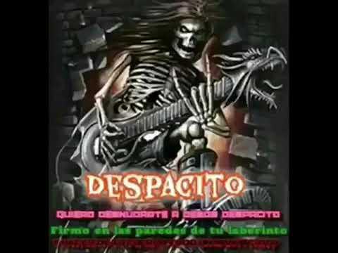 Official Despacito 2 Leak ft Metallica