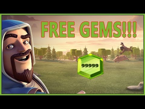 Clash of Clans hack android, iOS, pc - Clash of Clans free gems