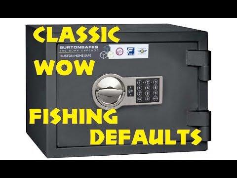 Classic WoW Fishing Bot, Fishmonger, Default Settings And Common Bug Fixes