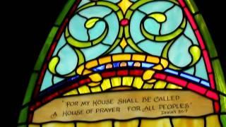 All-Faiths Window at Old Stone Church