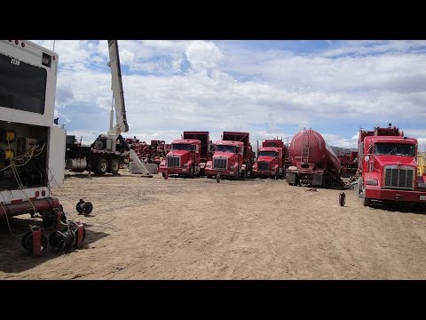 Hydraulic Fracturing - 6.3 -  Interview with Brian Woodard, Oklahoma Independent Petroleum Assoc.