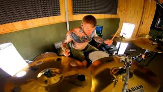 Prodigy - Spitfire (Drum Cover)