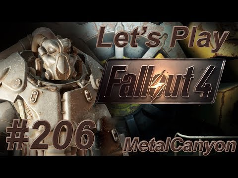 Let's Play Fallout 4 (part 206 - Pretty Ocean [blind])