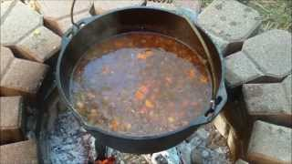 Campfire Irish Stew
