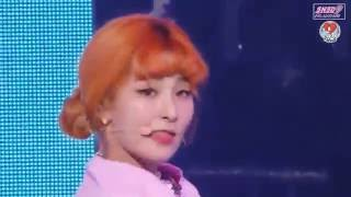 160917 [HD/Viewable] Red Velvet (레드벨벳) - Russian Roulette (ComeBack Stage) @ Mu$1c C0r3