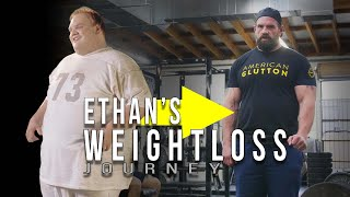 Ethan  Suplee's HUGE Weightloss Journey