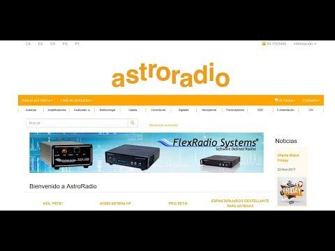 IBERADIO - Salvador EA3KZ de Astro Radio