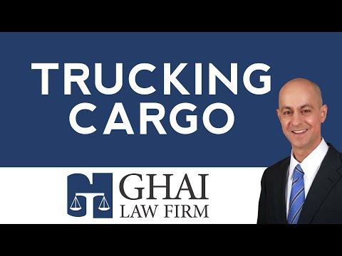 Trucking Cargo   Truck Accident Attorney in Georgia