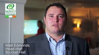 Matt Edmonds, head chef at Auberge du Lac shares his top tip for beef | Irish Beef UK